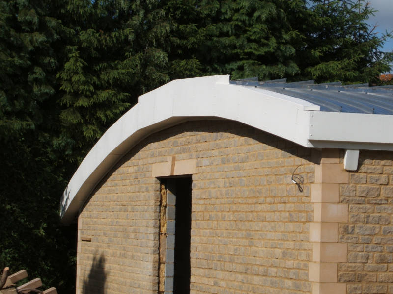 Curved Flashing Corrivo Building Products Ltd