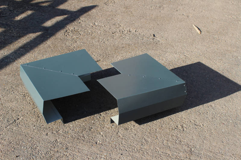 Roof Corners Corrivo Building Products Ltd